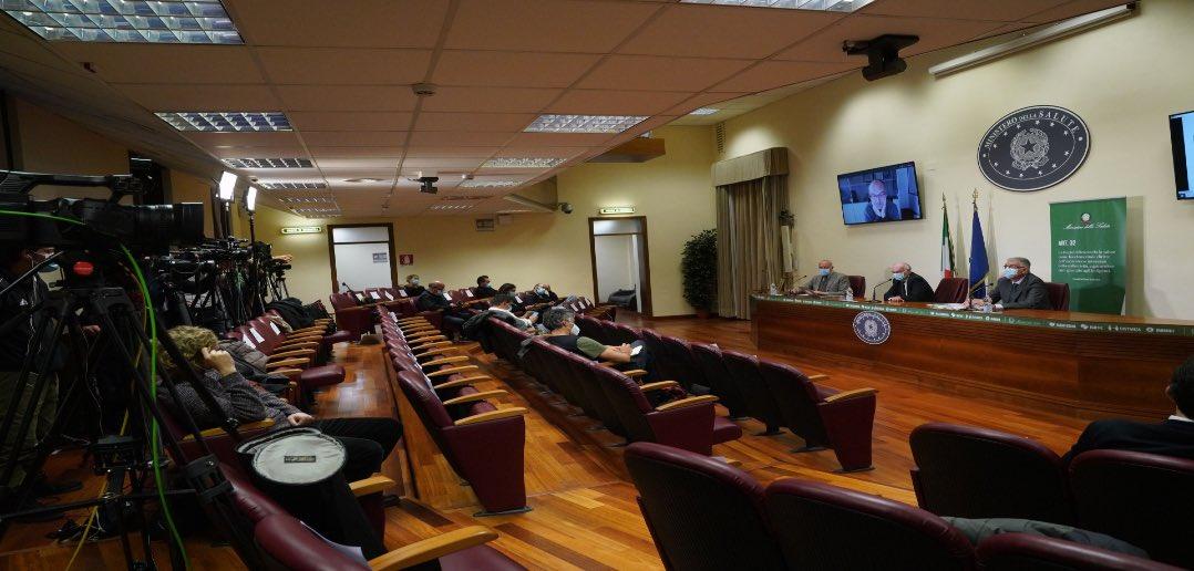 Bozza monitoraggio settimanale Iss: Rt nazionale sale a 1,09 e cresce da 5 settimane